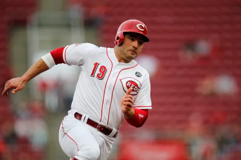 Happy birthday to the great Joey Votto, who I hope wins a ring one of these days