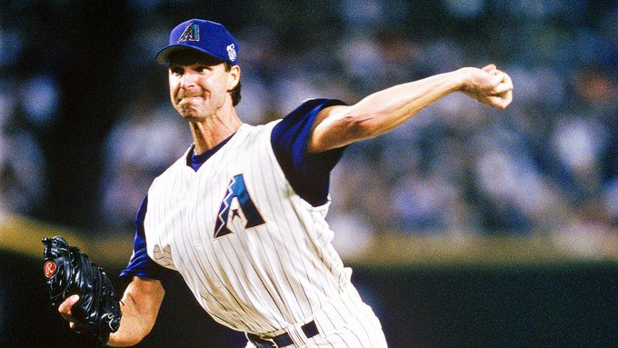 Happy birthday to Hall of Famer Randy Johnson, one of my favorite players of all time