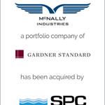 Image for the Tweet beginning: KippsDeSanto & Co. Advises McNally