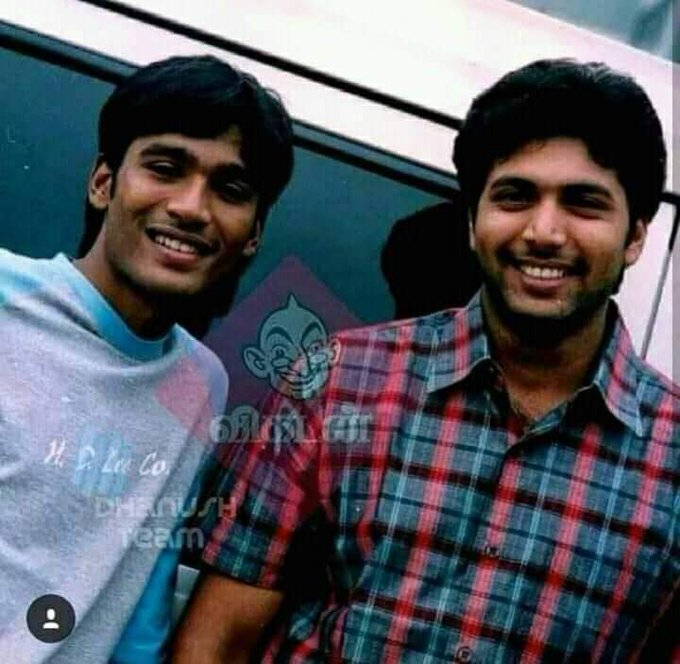 Happy birthday Jayam Ravi Anna