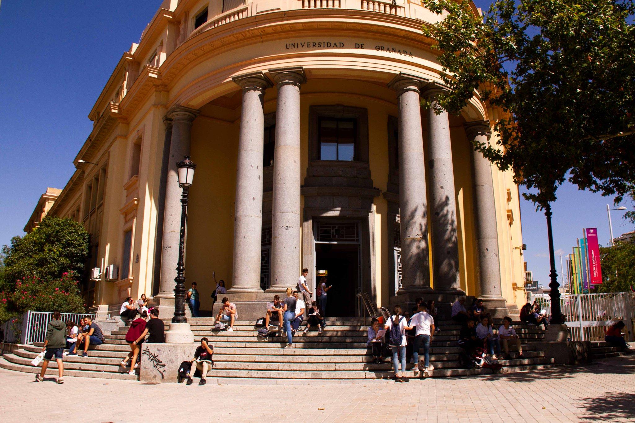 """Universidad Granada on Twitter: """"Mucho ánimo y mucha suerte a todos los estudiantes que os examináis de la #PEVAU2019 estos días. ¡Ya estáis más cerca de conseguir vuestro sueño!… https://t.co/xl5rjLe6PV"""""""