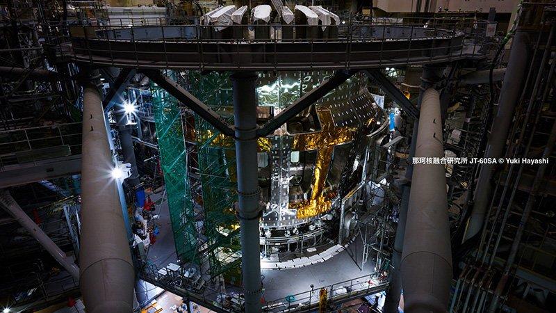 2億4000万画素の衝撃! ソニー「α7R IV」で最先端核融合炉を激写した結果