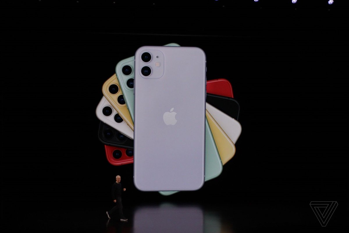 @verge's photo on New iPhone