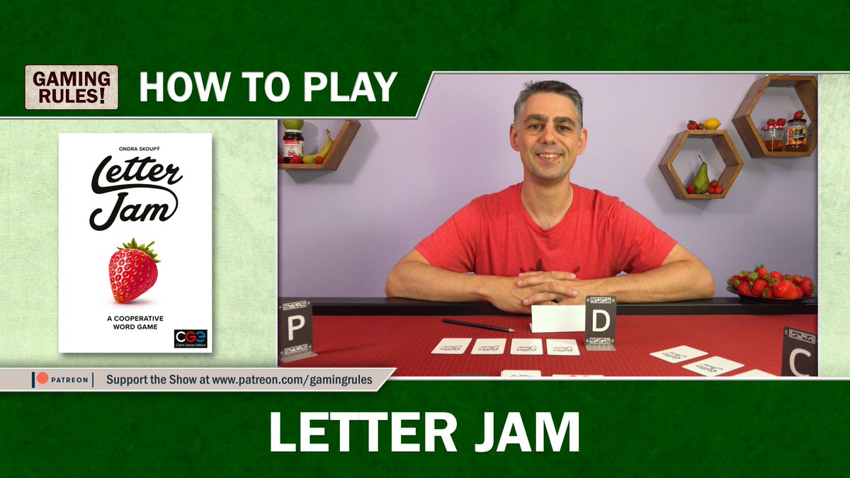 Strawberry Letter Youtube.Gaming Rules On Twitter Icymi The How To Play Video
