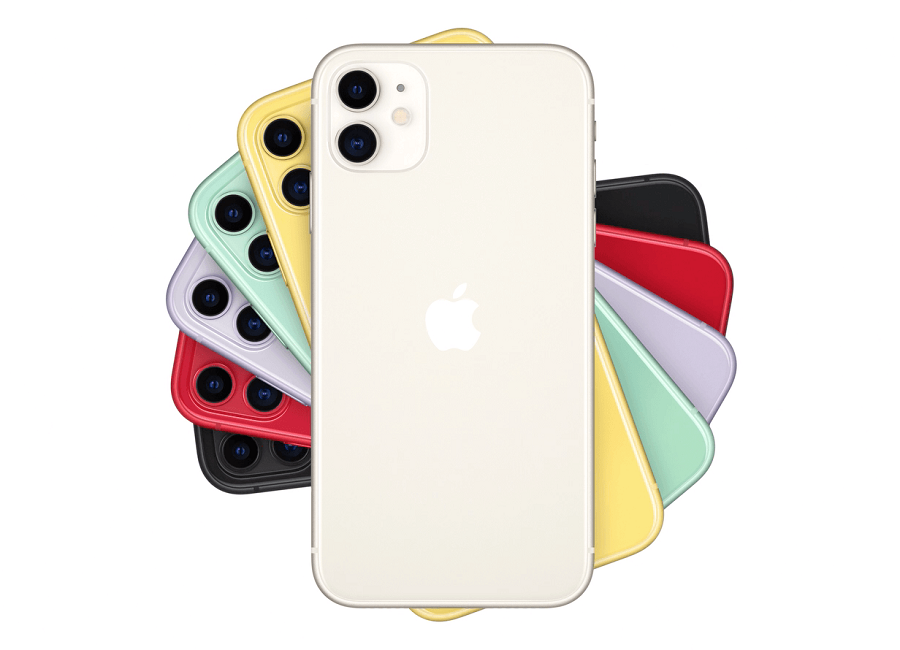 Apple unveils the iPhone 11