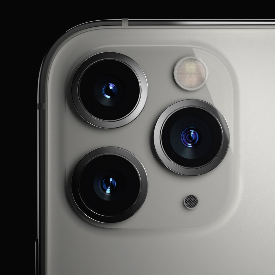 Introducing the new triple-camera system on iPhone 11 Pro. Pre-order on 9.13.