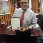 Image for the Tweet beginning: Mayor Moises M. Rodrigues issued
