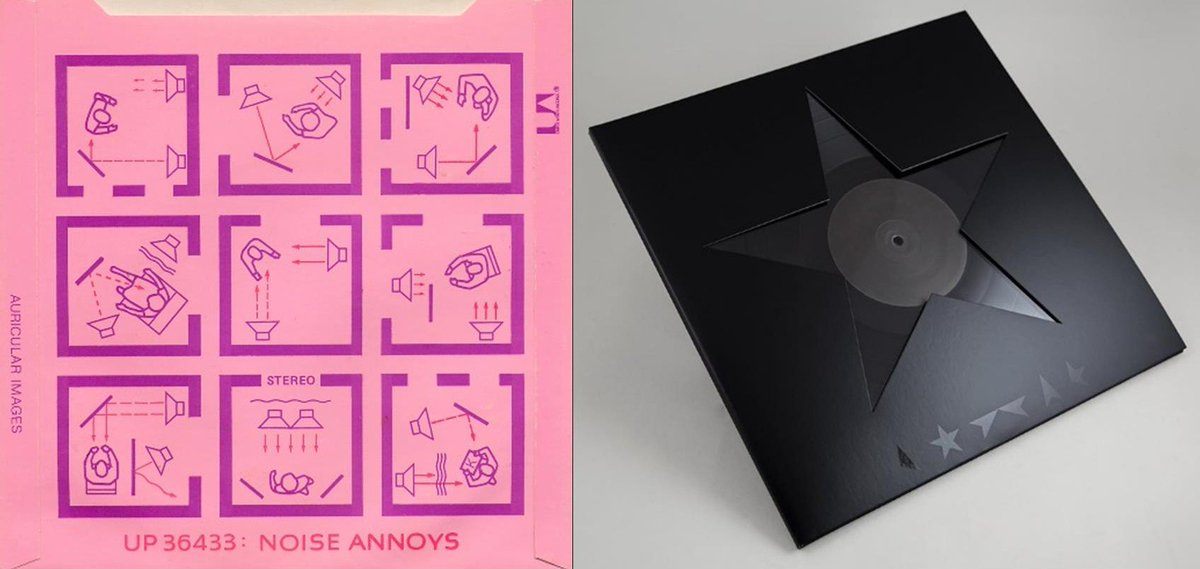 Just when you thought it couldnt get any better! HOT off the press: MUSIC IN PICTURES: From #Buzzcocks to #Bowie Designing the perfect album sleeve An in conversation with @malcolmgarrett and @barnbrook Sat 9th Nov, 12.15pm Tickets & Info: tinyurl.com/y6t68ev7