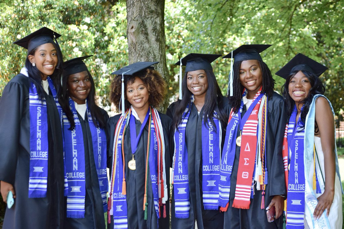 Spelman College is No. 1 HBCU for the 13th year in a row and debuted on two lists: No. 22 on the list of Best Undergrad Teaching and No. 32 on the Study Abroad list. View the complete list of our 2020 @USNews rankings here:  http:// bit.ly/SpelUSN20    <br>http://pic.twitter.com/uomnKiUNAs