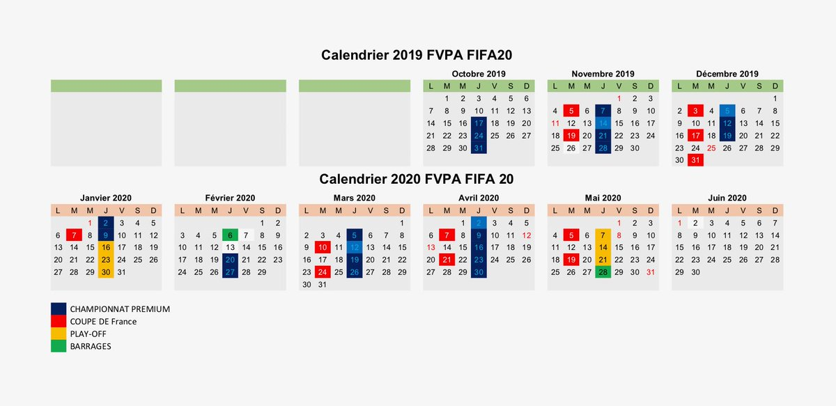 Cdm 2020 Calendrier.Media Tweets By Fvpa Esport Fvpaesport Twitter