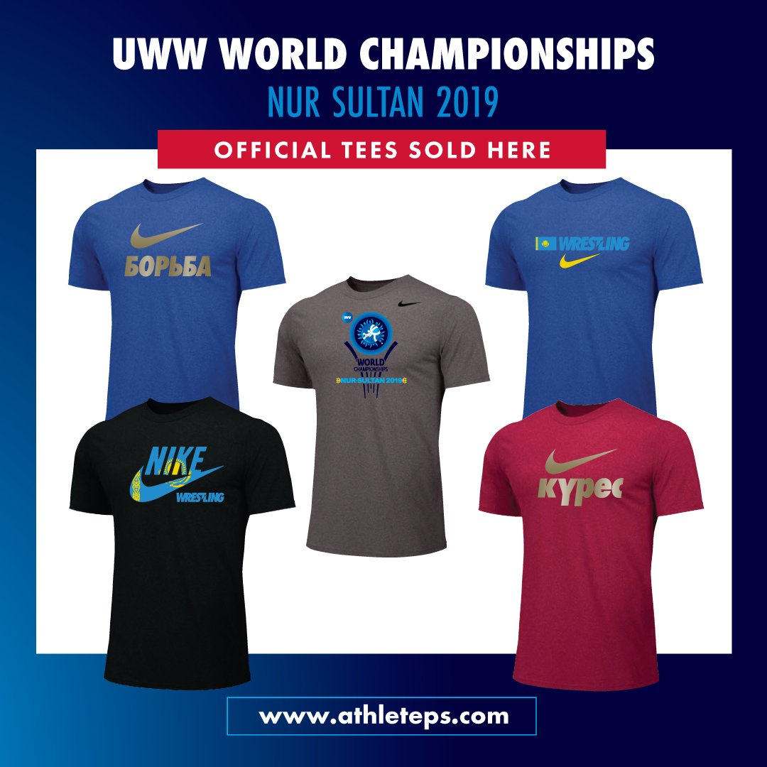 Official 2018 World Seniors Championships Polo Shirt