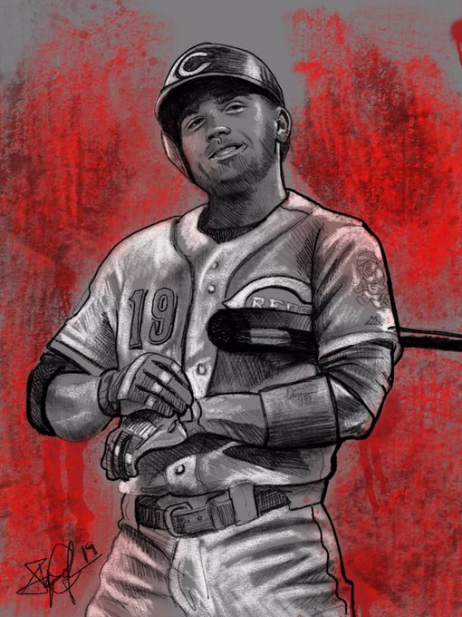 Happy Birthday to the Great Joey Votto!