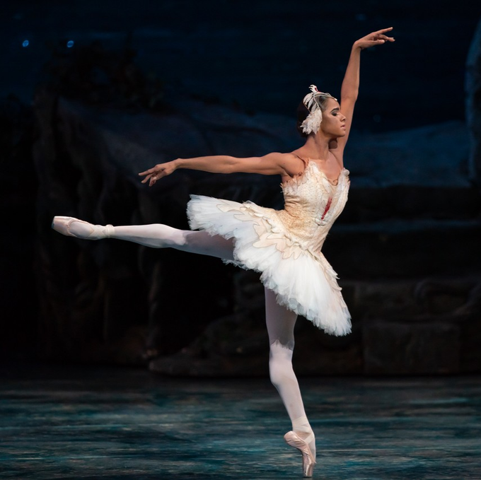 Happy Birthday to the absolutely incredible Misty Copeland (