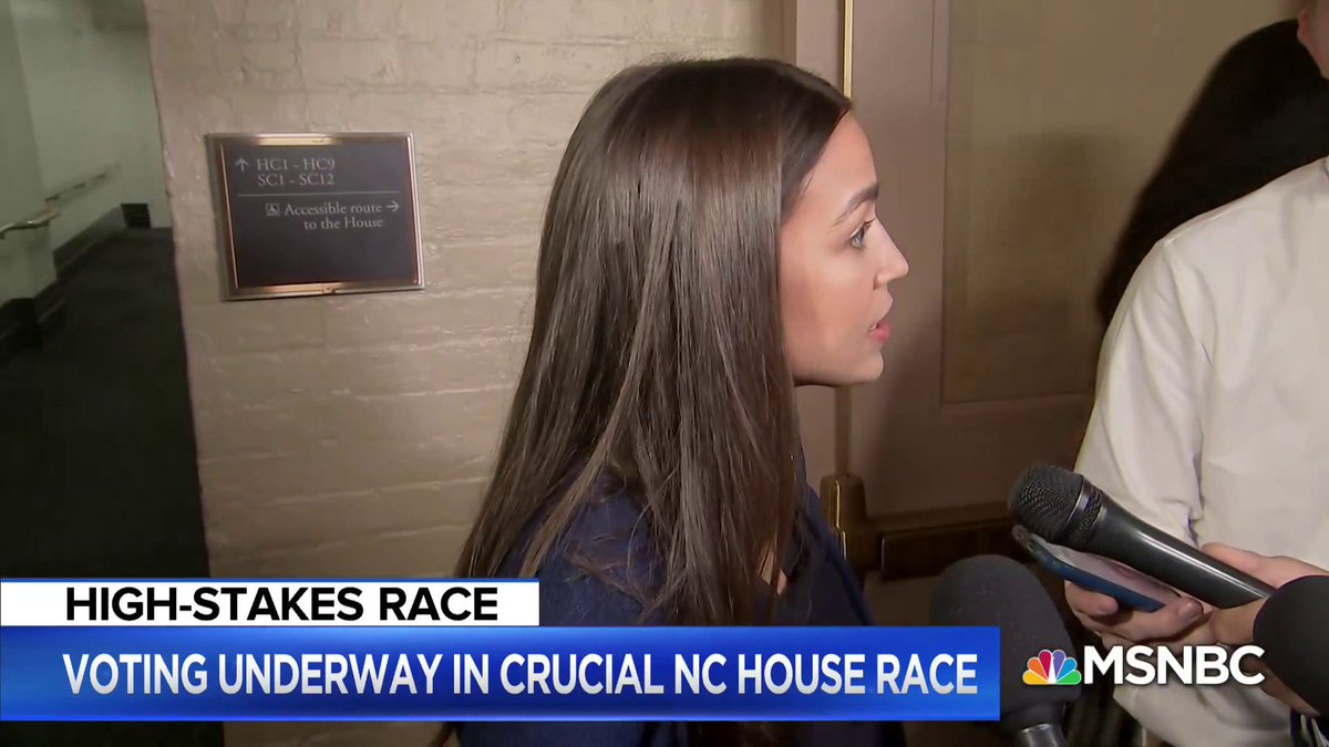 Rep. Ocasio-Cortez on potential impeachment inquiry: I want to see every Republican go on the record and knowingly vote against impeachment of this president knowing his corruption, having it on the record ... because this is outrageous to protect the amount of lawlessness.