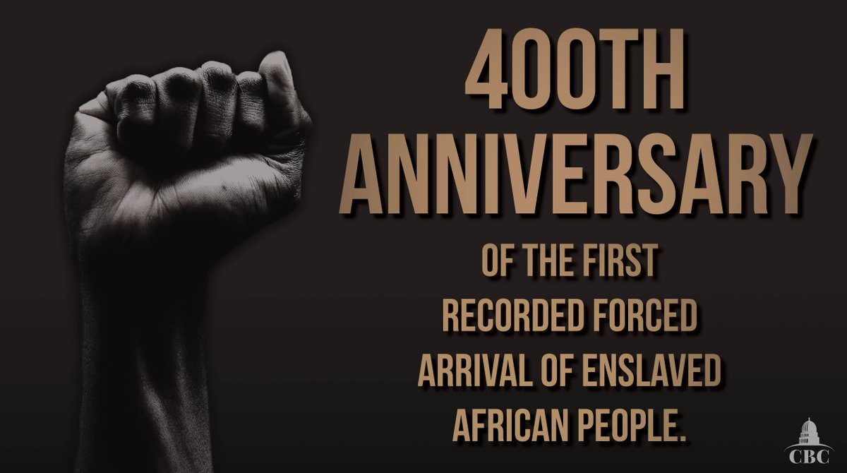 @RepHorsford's photo on #400YearsLater