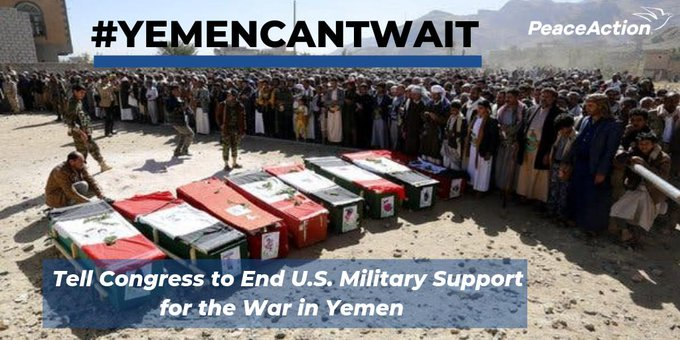 Casualties of war in Yemen