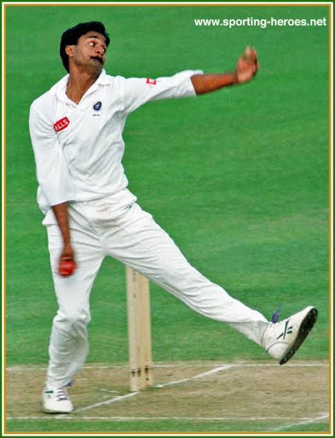 Javagal Srinath was a top class fast bowler.  He took 236 test wickets.  91 were top 3 batting order 88 were 4 through 7 batsmen.  Only 57 tail enders.  His record of 75.9% scalps coming off top order batsmen is better than Glen McGrath (74.8%) and Curtly Ambrose (72.3%)!