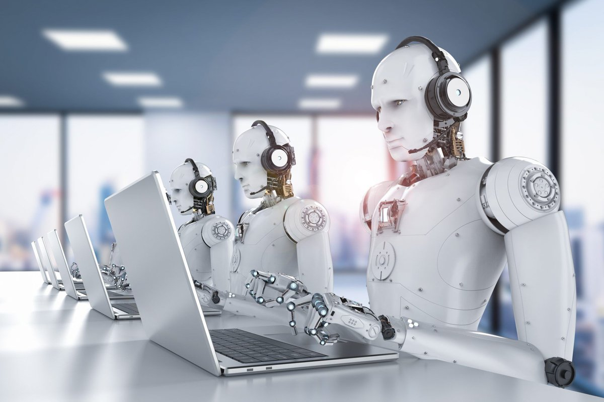 test Twitter Media - AI will likely play an increasingly important role in training and education over the next 50 years, but can AI ever replace human educators? https://t.co/6UkASG4I3M #AI #ArtificialIntelligence #education https://t.co/K918ZWUkw0