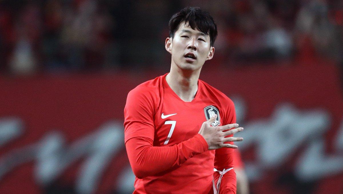 🇰🇷 South Korea 2-0 Turkmenistan 🇹🇲 Congratulations, captain Sonny! 👏 #WCQ2022 ⚪ #COYS