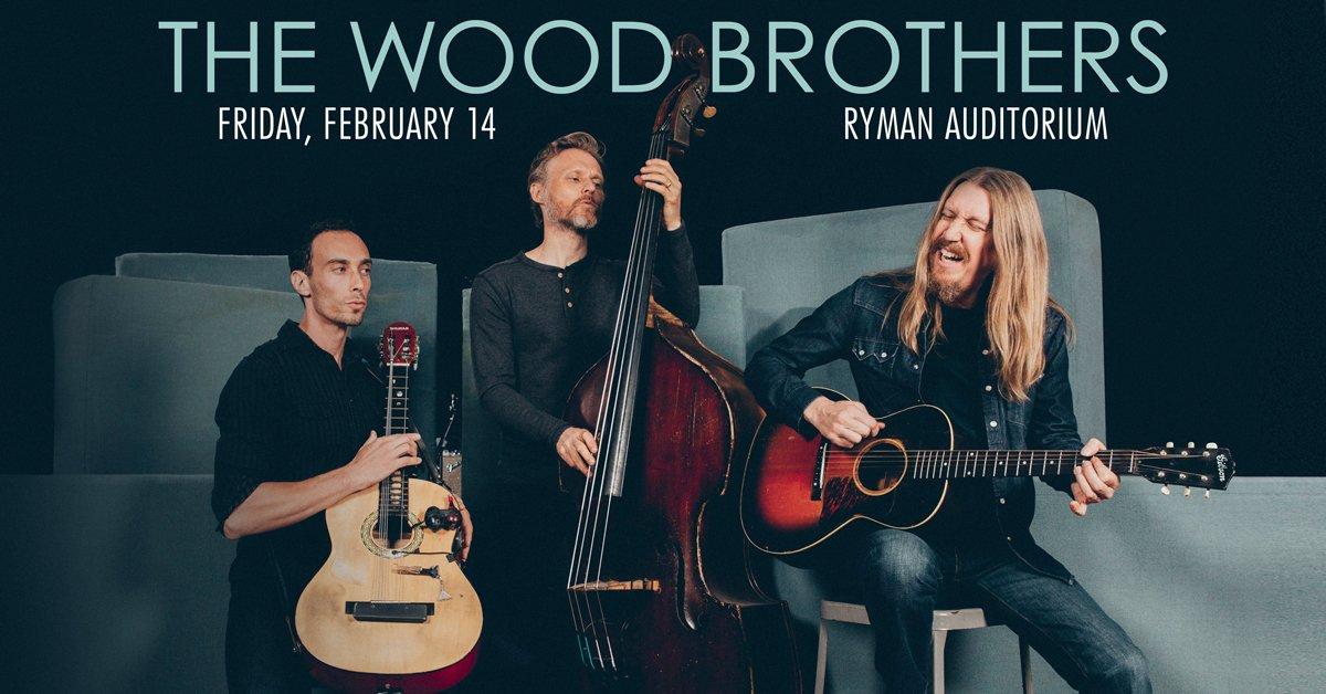 @theryman's photo on Wood Brothers