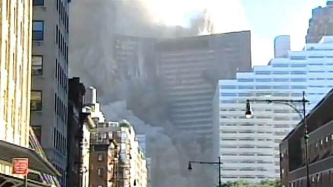 @PressTV's photo on Building 7
