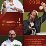 Image for the Tweet beginning: HUMMUS! THE MOVIE Join us for