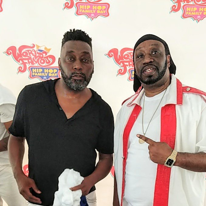 Happy birthday to my brother Big Daddy Kane