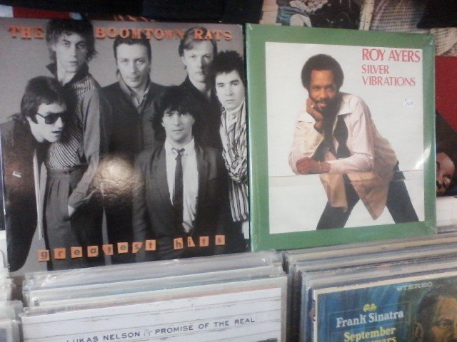 Happy Birthday to Johnnie Fingers of the Boomtown Rats & Roy Ayers