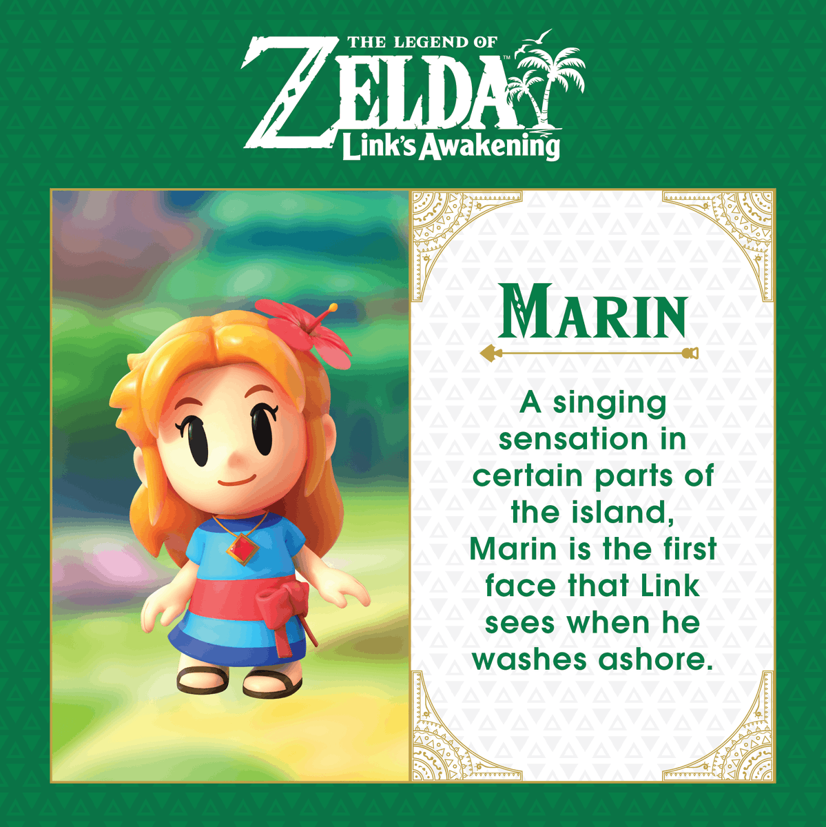 Nintendo Of America On Twitter In The Legend Of Zelda Link S Awakening Link S Quest To Awaken The Wind Fish Begins With A Little Help From The Musical Marin Learn More About The 3:30 pm · jun 3, 2020·twitter web app. nintendo of america on twitter in the