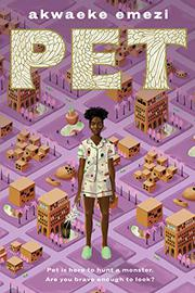 Happy #bookbirthday to PET by @azemezi from @randomhousekids. #YA #KirkusStar This soaring novel shoots for the stars and explodes the sky with its bold brilliance. ow.ly/eynt50w39HG
