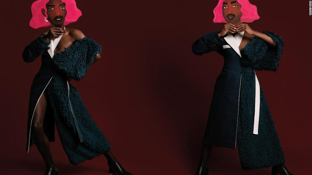 South African designer Thebe Magugu was awarded the 2019 LVMH prize. https://ift.tt/2Q3dX3A