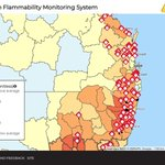 Image for the Tweet beginning: @bnhcrc's Australian Flammability Monitoring System