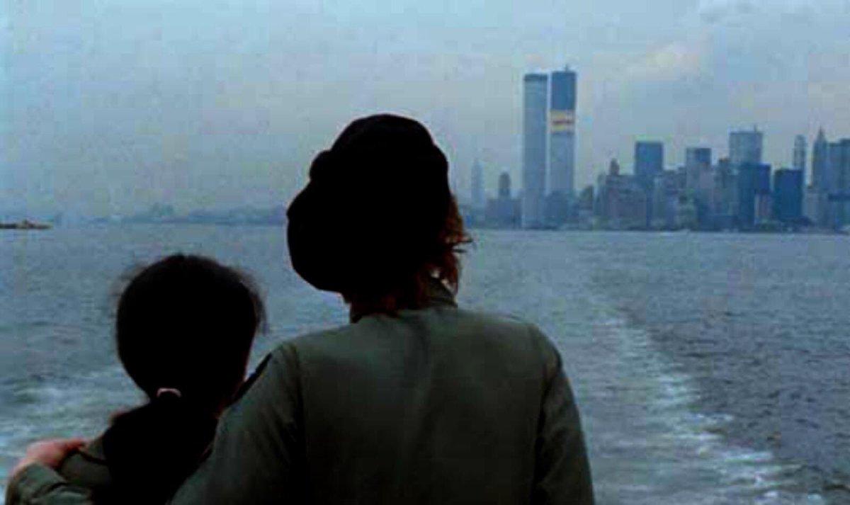 John and Yoko. #WTC #WorldTradeCenter <br>http://pic.twitter.com/fYHwbVcIxl