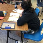 Image for the Tweet beginning: Eighth-graders evaluate mentor texts to