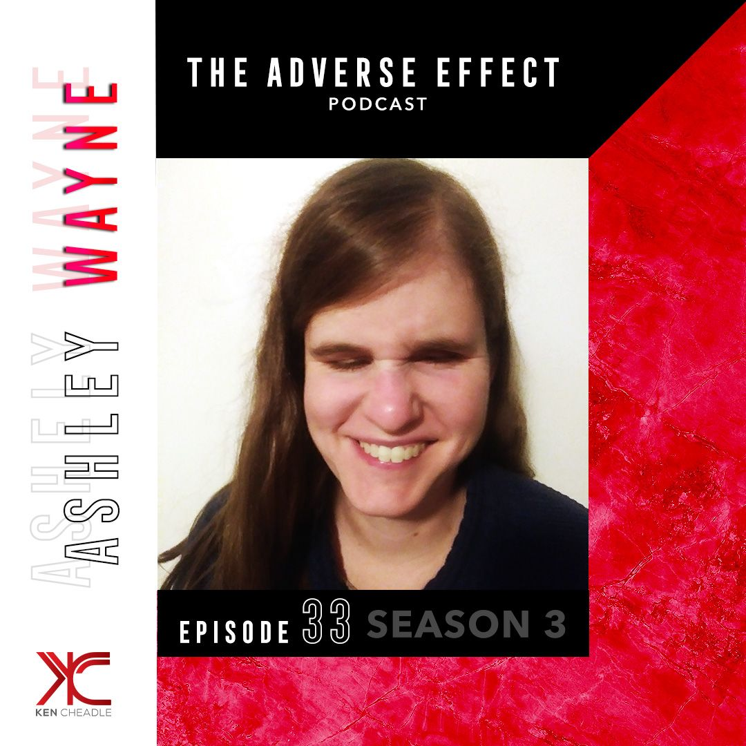 In todays episode Ken Cheadle explores the world of Ashley Wayne, a wife, mother & writer who happens to be totally blind #Blindness #TheAdverseEffect #AdverseEffect #BlindView #AdversityExpert #AdversitySurvivor #AdversityAdvocate #podcast #KennethCheadle http://bit.ly/2UMa9m7pic.twitter.com/4nvQvpyg0m