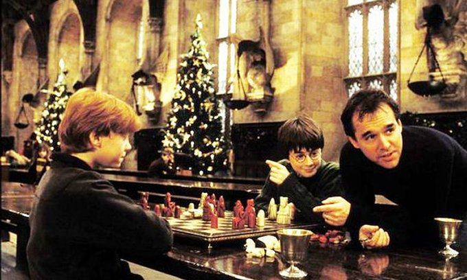 """Happy Birthday, Chris Columbus! Thank you for bringing the first two \""""Harry Potter\"""" films to life!"""