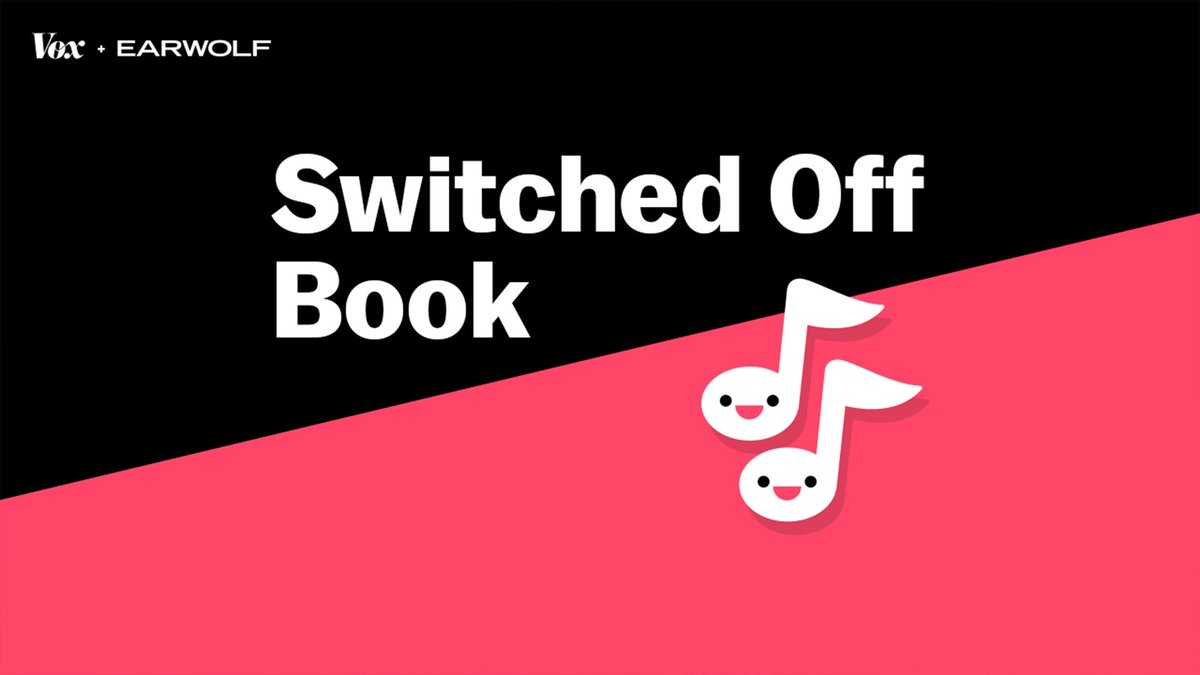 ,@OffBookPod and @SwitchedOnPop join forces today for Switched Off Book 🎶 stitcherapp.com/2LolqWl