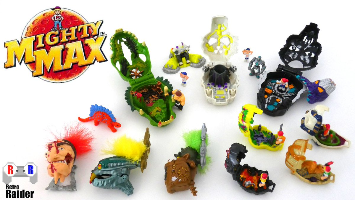 Do you guys remember Mighty Max from the early 90s?   Waatch the video here: https://www.youtube.com/watch?v=eiU2G_vJRJ8…  #MightyMax #mightymaxtoys #mightymaxcartoons #90s #90stoys #toys #vintagetoys #toycollection #cartoons #90scartoons #nostalgia  #90sfashion #retrogaming #retro #RetroRaider