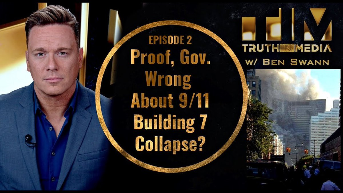 Proof Gov Wrong About Collapse of WTC Building 7? (New Evidence 2019)https://www.youtube.com/watch?v=Atv31d1BmLs… #WTC7 #ControlledDemolition #NIST #WorldTradeCenter #BenSwann #NYFD #FranklinSquare #FireCommissionerGioia