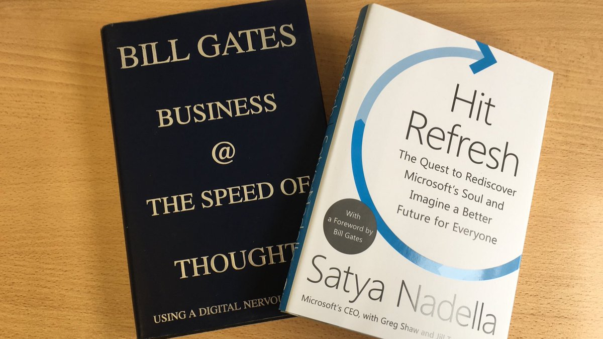 Looking forward to adding @BradSmi new book to the collection although it's ironic in this digital age a hard copy still sells well twitter.com/RippedOrange/s…