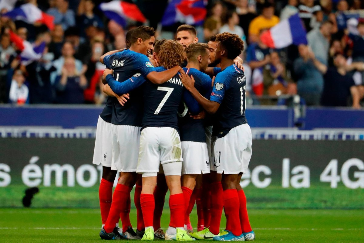 Video: France vs Andorra Highlights