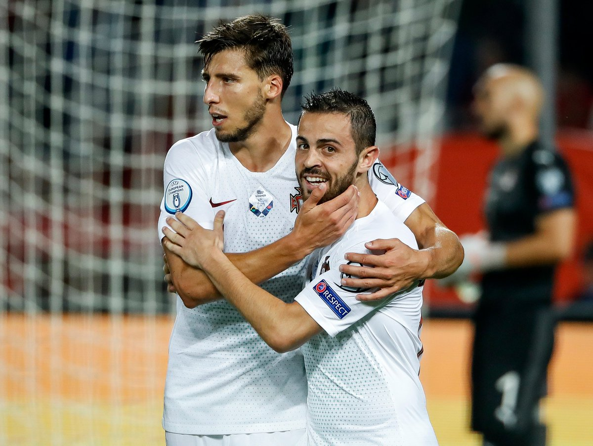 #EuropeanQualifiers - RESULTS: Albania 4-2 Iceland England 5-3 Kosovo France 3-0 Andorra Lithuania 1-5 Portugal Moldova 0-4 Turkey Lukembourg 1-3 Serbia Montenegro 0-3 Czech Republic