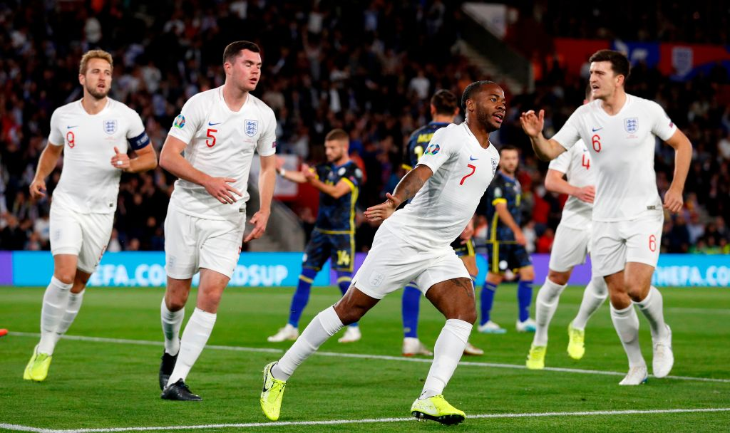 England moved a step closer to qualifying for Euro 2020 with a 5-3 win over Kosovo.  👉 https://t.co/nLS8CnX0Oz  #bbcfootball #ENGKOS https://t.co/D01HD1vVDe