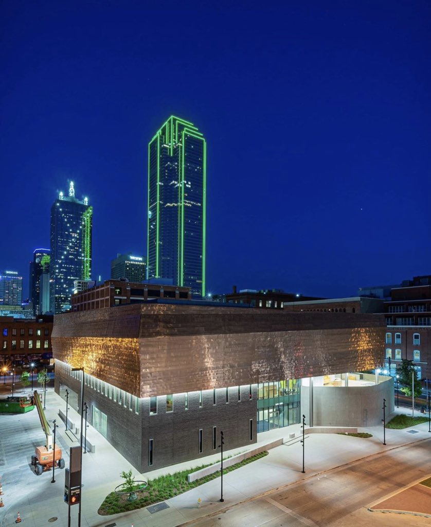The New Holocaust and Human Rights Museum in Dallas Allows Visitors to Interview survivors.   Opening September 18th!   300 N Houston St. Dallas, TX 75202 <br>http://pic.twitter.com/V6rakbTWxH