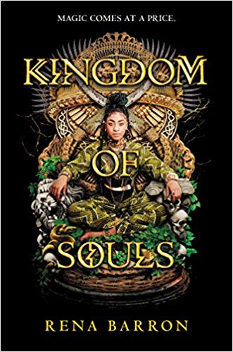 Kingdom of Souls by @renathedreamer The lush world building of Children of Blood and Bone meets the sweeping scale of Strange the Dreamer in this captivating epic YA fantasy debut. Buy: bookculture.com/book/978006287…