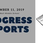 Image for the Tweet beginning: Spartans, progress reports go home