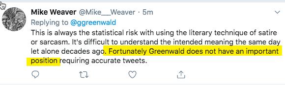 Glenn Greenwald On Twitter