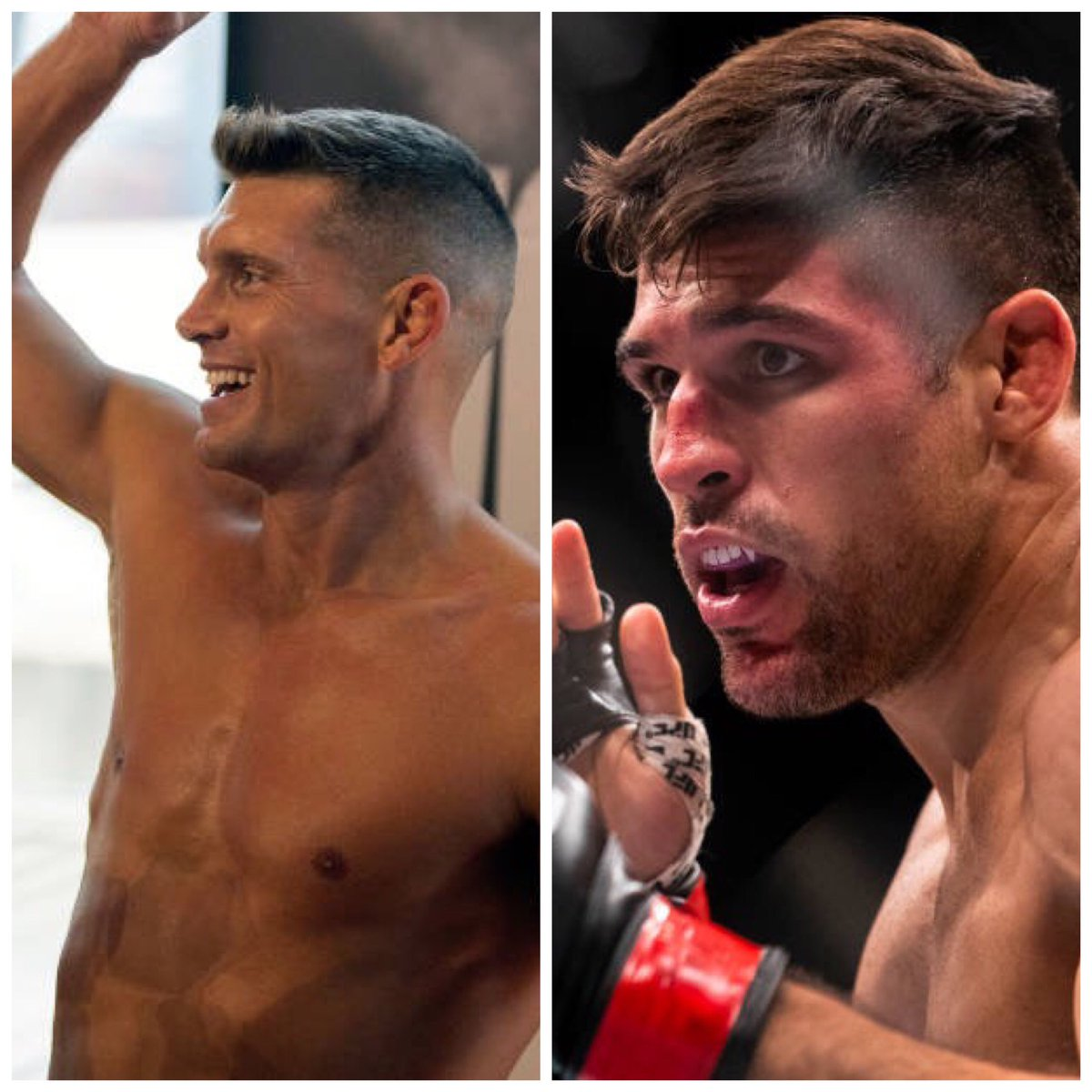 Breaking: Stephen 'Wonderboy' Thompson vs. Vicente Luque has been added to UFC 244 on Nov. 2 in NYC, per Dana White. Wonderboy wanted to return to MSG and Luque, 10-2 in the UFC, hails from nearby New Jersey. Fun matchup at 170. <br>http://pic.twitter.com/Ujtt3HvcVb