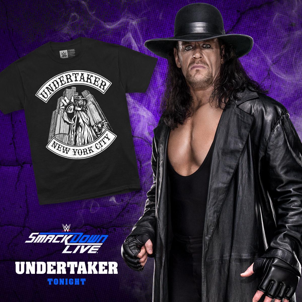 @WWEShop's photo on Undertaker