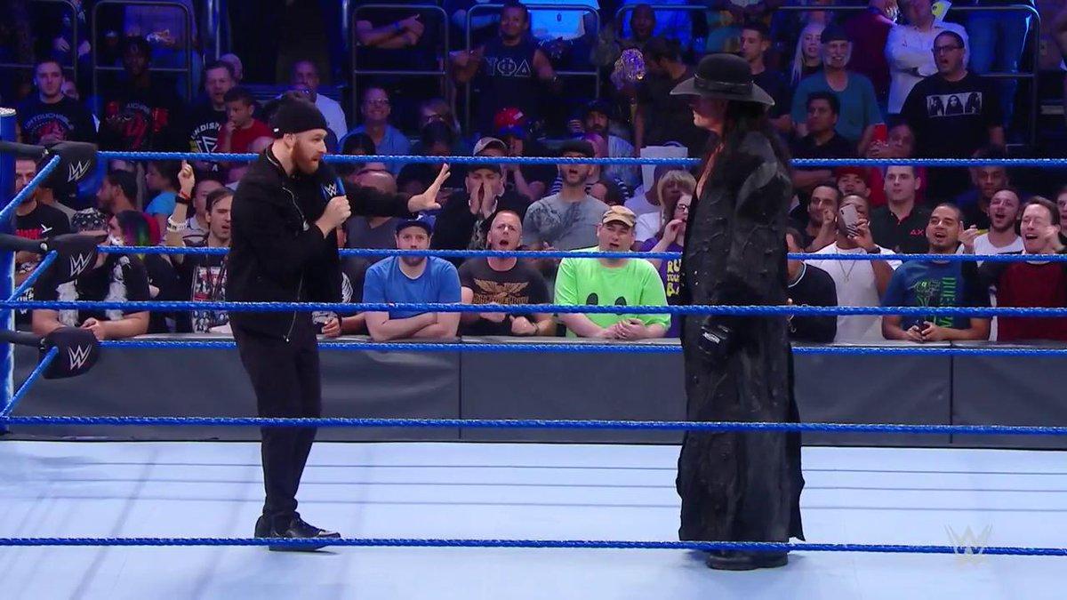 @WWEUniverse's photo on Undertaker
